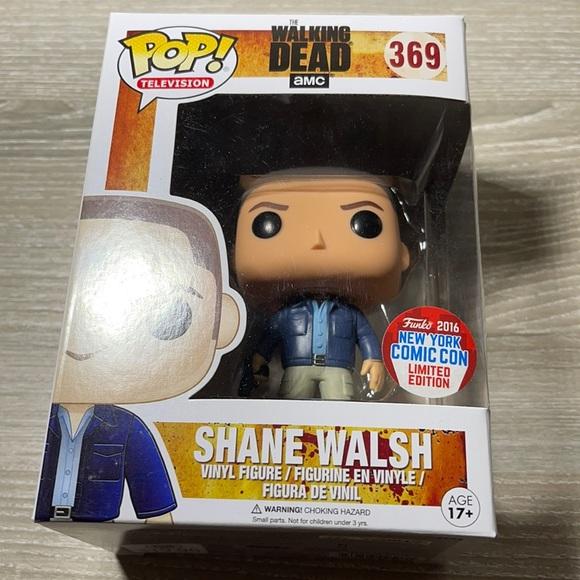 Shane Walsh funko pop